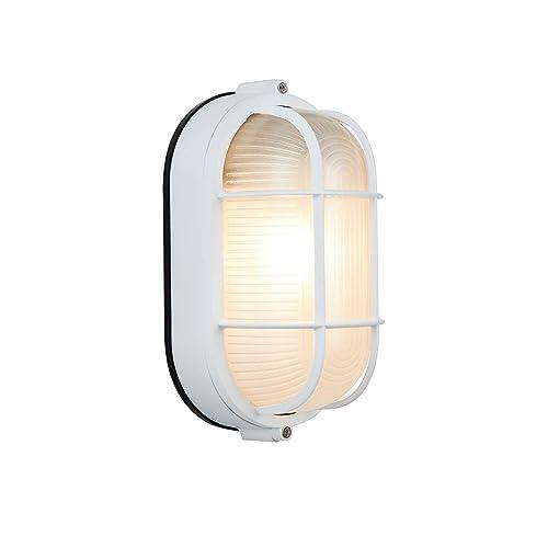 Noma Outdoor Bulkhead Light, Noma Jam Jar Outdoor Lantern