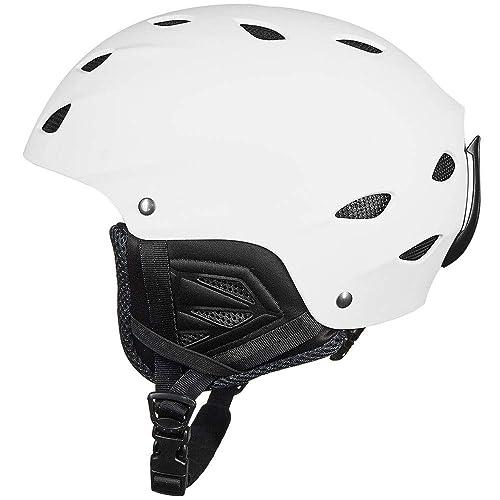 ILM Ski Helmet Snowboard Snow Sports Sled Skate Outdoor Recreation Gear for Men Women Kids ASTM/Certified
