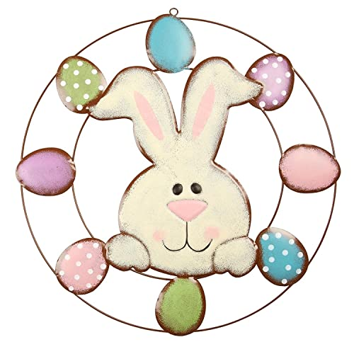 Buy Hm Easter Bunny Eggs Door Wreath Easter Wall Hanging Decoration For Home Or Office Online In Kenya B06xj8ld9g